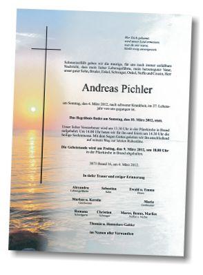 Pate Andreas Pichler