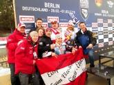 Eisspeedway Team-WM in Berlin
